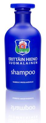Erittäin Hieno Suomalainen, shampoo 300 ml