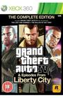 Grand Theft Auto IV - GTA 4 Complete Edition, Xbox 360 -peli