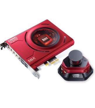 Creative Sound Blaster ZX, äänikortti