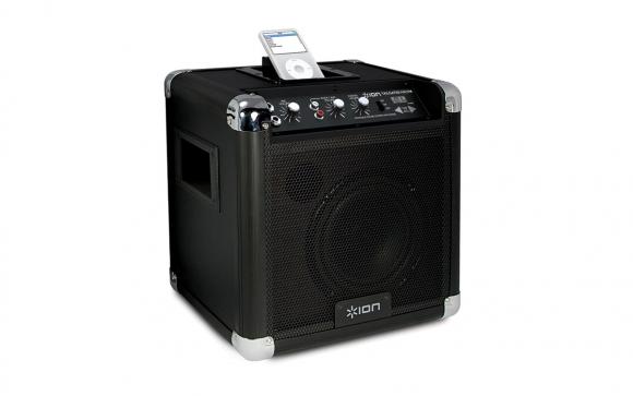 Ion Audio Tailgater, telakkakaiutin