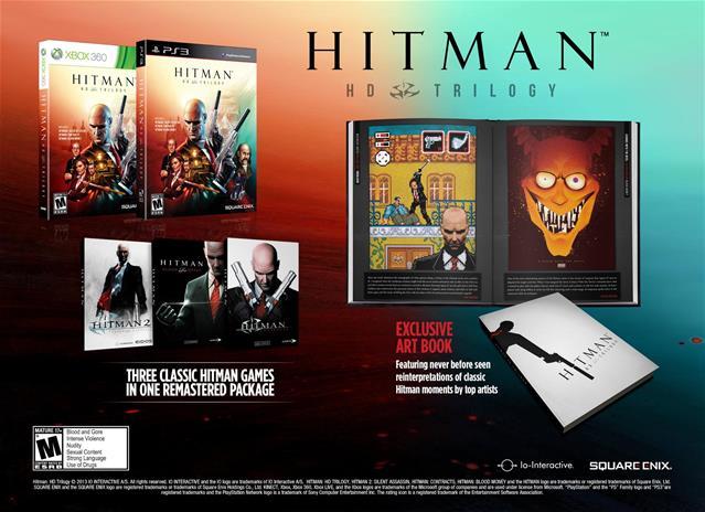 Hitman: HD Trilogy, Xbox 360 -peli