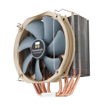 Thermalright TRUE Spirit 140 (Socket 1366/1155/775/AM2/AM3), prosessorituuletin
