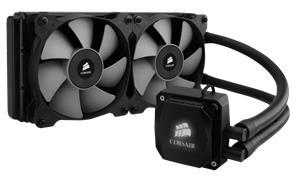 Corsair Cooling Hydro Series H100i Extreme Performance (Socket 2011/1366/1155/1156/AM2/AM3/FM1/FM2), prosessorituuletin