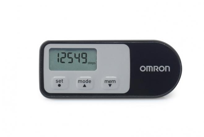 Omron Walking Style One 2.1, askelmittari