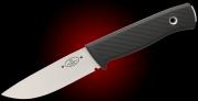 Fällkniven F1L3G Pilot Survival Knife, veitsi nahkatupessa