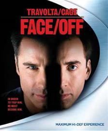 Face/Off - Kahdet kasvot (Blu-ray), elokuva