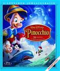Pinocchio (Blu-ray), elokuva