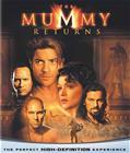Muumion paluu (Mummy Returns, Blu-ray), elokuva