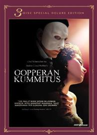 Oopperan kummitus (Phantom Of The Opera), elokuva