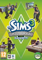 The Sims 3: Luksuslukaalin kamasetti (lisäosa), PC-peli