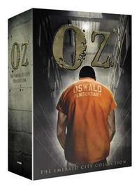 Kylmä rinki (Oz): kaudet 1-6, TV-sarja
