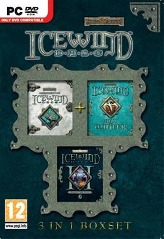 Icewind Dale + Heart of Winter -lisäosa, PC-peli