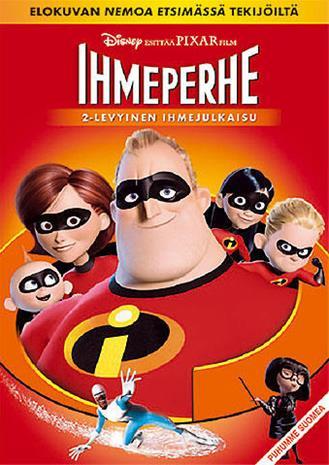 Ihmeperhe (Incredibles), TV-sarja