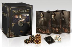 Deadwood: kaudet 1-3, TV-sarja