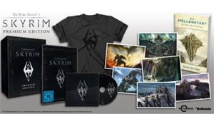 The Elder Scrolls V (5) Skyrim: Premium Edition, Xbox 360 -peli