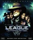 Herrasmiesliiga (the League of Extraordinary Gentlemen, Blu-ray), elokuva
