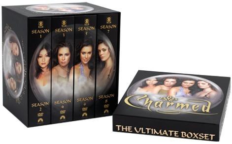 Siskoni on noita (Charmed): kaudet 1-8, TV-sarja
