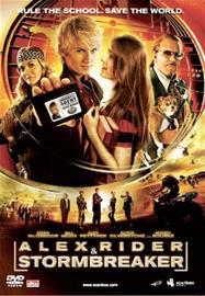Alex Rider & Stormbreaker, elokuva