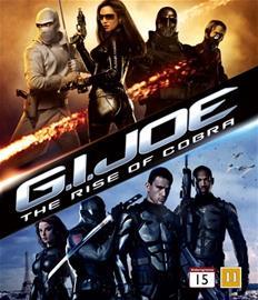 G.I. Joe: The Rise of Cobra (Blu-ray), elokuva