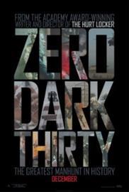 Zero Dark Thirty (Blu-Ray), elokuva