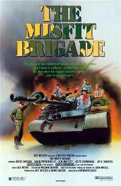 Rangaistuspartio (Wheels of Terror / The Misfit Brigade), elokuva