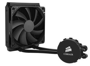 Corsair Cooling Hydro Series H90 (Socket 2011/1155/1156/1366/FM2/FM1/AM3/AM2), prosessorituuletin