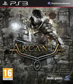 Arcania: The Complete Tale, PS3-peli