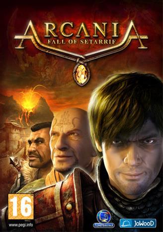 ArcaniA Fall of Setarrif , PC-peli