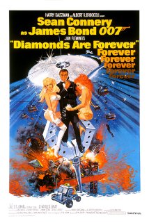 James Bond 007: Timantit ovat ikuisia (Diamonds are Forever, Blu-Ray), elokuva