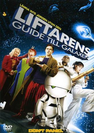 The Hitchhiker's Guide to the Galaxy (2005), elokuva