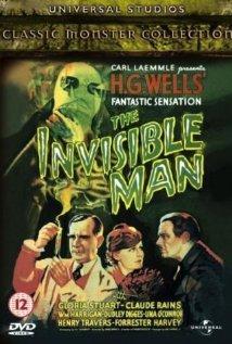 The Invisible Man (Blu-Ray), elokuva