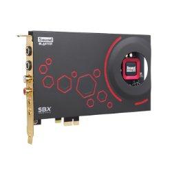 Creative Sound Blaster ZxR, äänikortti