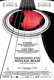 Searching for Sugar Man (Blu-Ray), elokuva