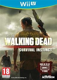 The Walking Dead: Survival Instinct, Nintendo Wii U -peli