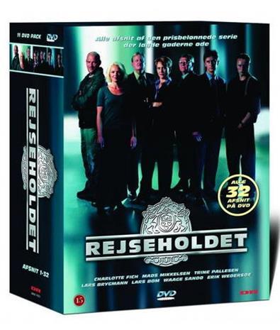 Rejseholdet Boks - Afsnit 1-32, elokuva