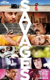 Raakalaiset - Unrated Version (Savages), elokuva