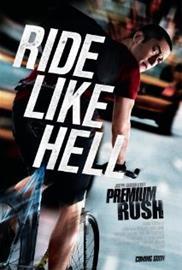 Premium Rush, elokuva