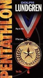 Vaarallinen pakotie (Pentathlon, Blu-Ray + dvd), elokuva