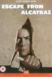 Pako Alcatrazista (Escape from Alcatraz, Blu-ray), elokuva