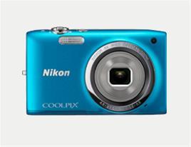 Nikon Coolpix S2700, kamera