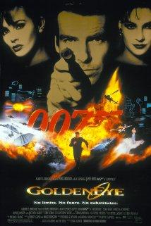 007 ja kultainen silmä (GoldenEye, Blu-Ray), elokuva