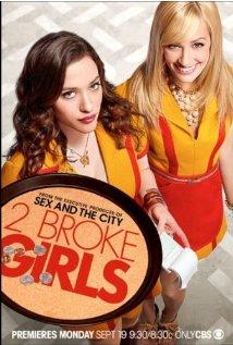 2 Broke Girls: Kausi 1 (Blu-Ray), TV-sarja