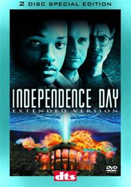Independence Day - Extended Version (2 Disc), elokuva