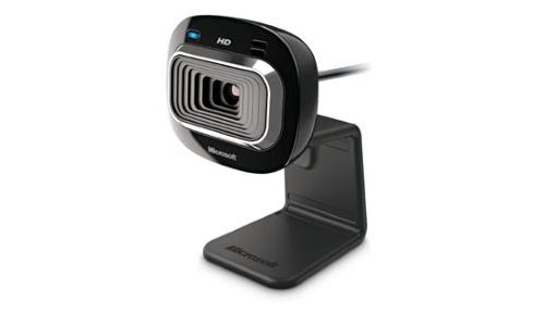Microsoft LifeCam HD-3000, web-kamera