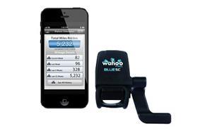 Wahoo Blue SC, pyöräilysensori iPhonelle