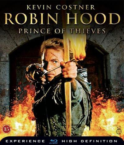 Robin Hood - Prince of Thieves (Blu-ray), elokuva