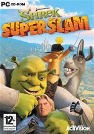 Dreamworks Action Pack (sis. pelit Shrek Superslam, Finding Nemo ja Shrek 2), PC-peli