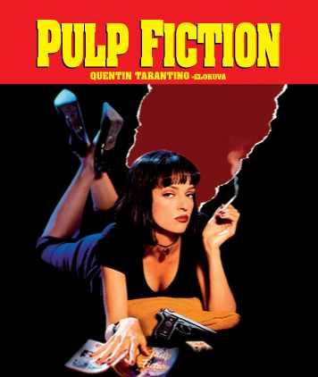 Pulp Fiction - Tarinoita väkivallasta (Blu-ray), elokuva