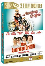 American Graffiti / More American Graffiti (2 disc), elokuva