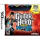 Guitar Hero: On Tour - Modern Hits ja kitaraohjain, Nintendo DS -peli